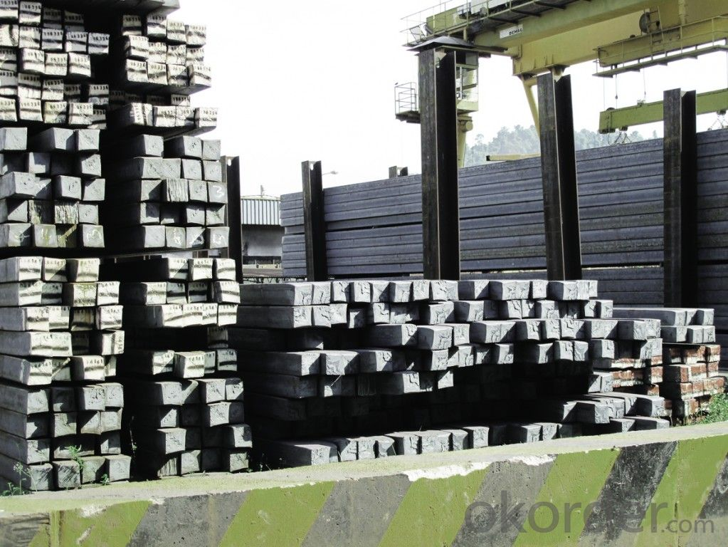 Q235/3SP 85MM Blast Furnace Hot Rolled Steel Billet