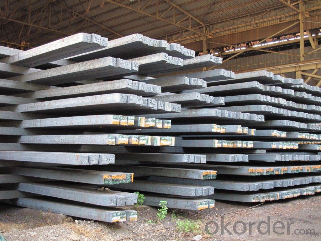Q235/3SP 115MM Blast Furnace Hot Rolled Steel Billet