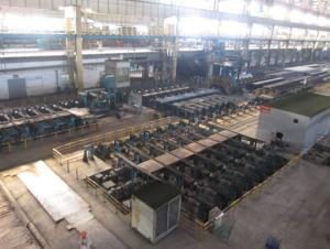 Q235/3SP 75MM Blast Furnace Hot Rolled Steel Billet