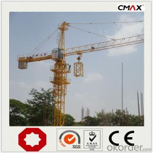Tower Crane TC6520 VFD+PLC Technical Control