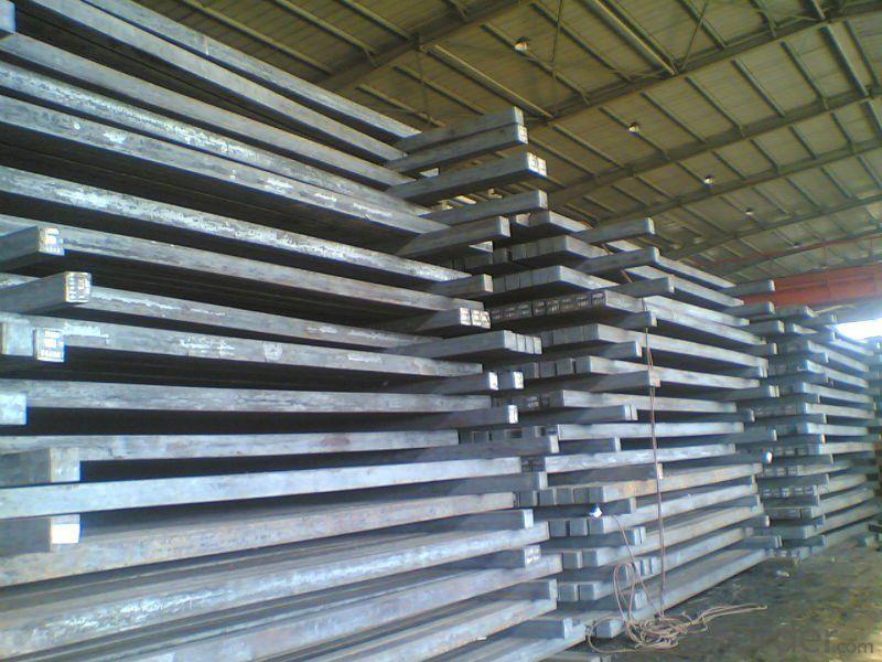 Q235/3SP 175MM Blast Furnace Hot Rolled Steel Billet