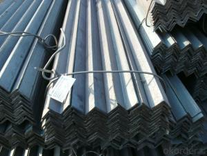 Supply High Quality Hot Rolled Angle Steel to Kenya