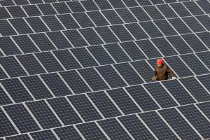 CNBM SOLAR MONO-CRYSTALLINE SOLAR PV PANELS 300W
