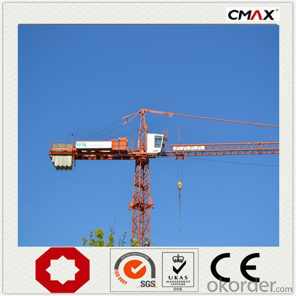 Tower Crane TC6014 1600*1600*3000MM Section