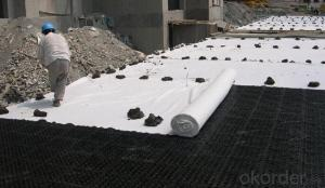 Short Fiber Polyester Geotextile for Drainage