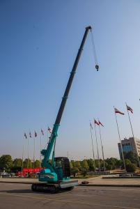 Cmax T35  Self-Propelled Crane Telescopic Crawler Crane