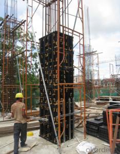 Plastic Building Pillars/ Building Design Pillar/Plastic Pillars Columns