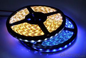 LED RGB Flexible Strip Light with 5050 SMD LED
