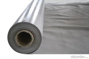 PVC Puncture Resistant Waterproofing Membrane with Fabric