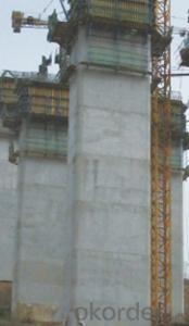 Timber Beam Formwork- Auto-Hydraulic Climbing Formwork
