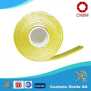 Aluminum Foil Butyl Tape Single Sided Waterproof Sealing
