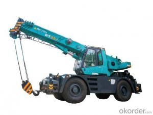 Cmax RT16  Rough Terrain Wheel Crane Sell on OKorder