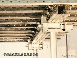Steel Beam Formwork for High Building Construction