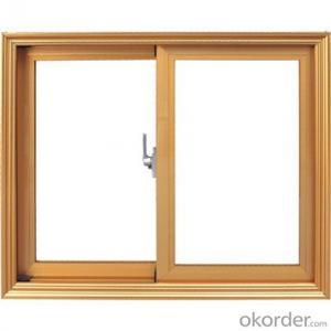 Top sale/ high quality/ Double Glazing Glass /Aluminuim sliding Casement Windows