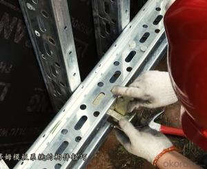 Steel Beam Formwork for Resitinal House Making
