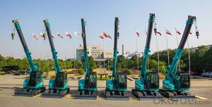 Cmax TC75  Self-Propelled Crane Telescopic Crawler Crane