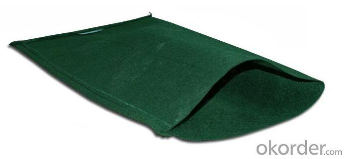 PP Fiber Geotextile Bags, Riverr Dike Protection