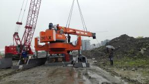 ZYC320 Hydraulic Static Pile Driver for Sale