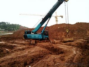 Cmax  TC12 Self-Propelled Crane Telescopic Crawler Crane