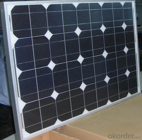Mono Module 60W 65W Grade A Panels 25 years warranty