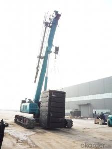 Cmax TC55  Self-Propelled Crane Telescopic Crawler Crane