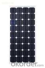 MONO Solar Panel with High Quality Performance