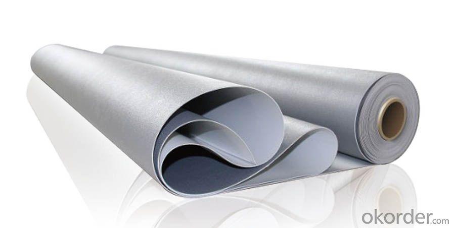 PVC Puncture Resistant Waterproof Membrane