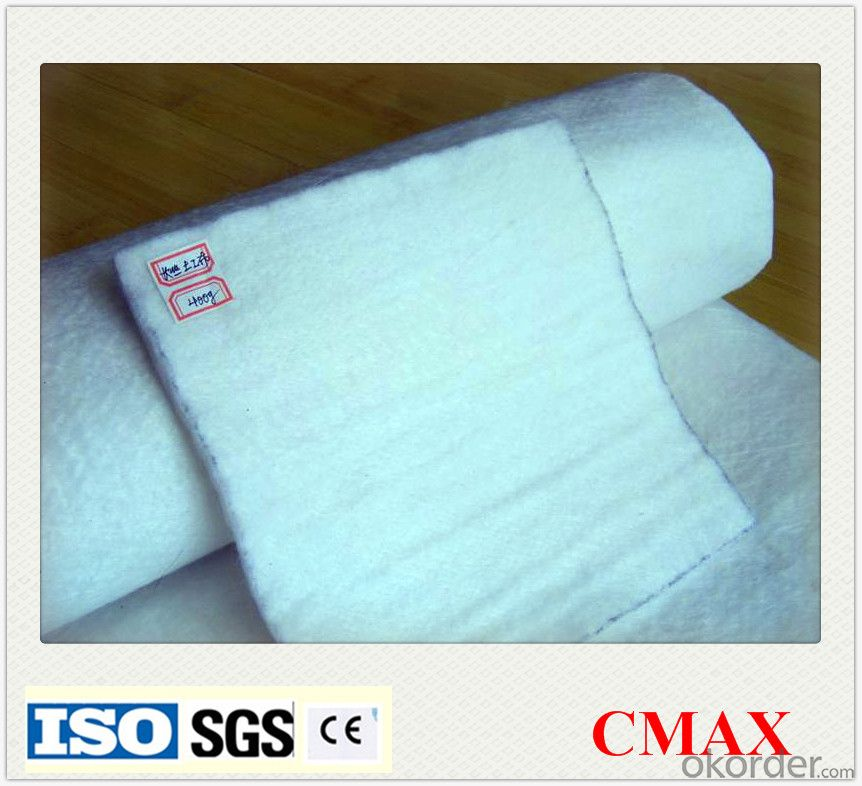 Nonwoven Geotextile with CE Certificate 200g