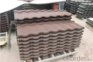 Stone Roofing Shingle for Modern House Design