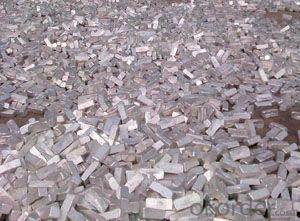 Magnesium Alloy Ingot hot sell Mg Alloy Ingots export to EUROPEAN