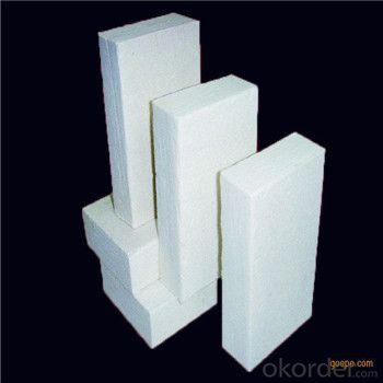1800C High Temperature Ceramic Fiber Board for Industrial Furnace