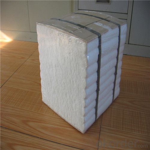 Ceramic Fiber Module of 1260HP Heat Insulation Refractory Material