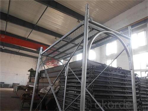 Door Frame Scaffolding Size Hight quality