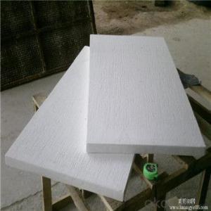 Kiln Heat Insulation Ceramic Fiber Board with High Temperature