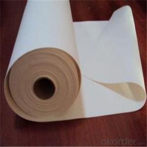 Ceramic Fiber Paper High Tensile Strength 1260
