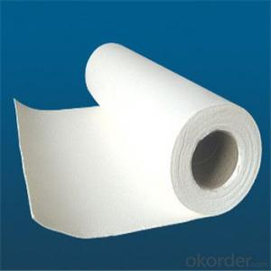 Ceramic Fiber Paper 1260 Alumina Silicate Heat Insulation