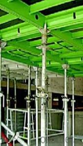 Aluminum-frame Formwork Bracket, Formwork and Scaffolding System