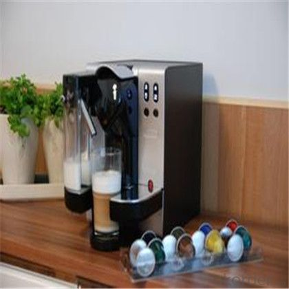 Electric Aluminum Coffee Maker with Good Quolity