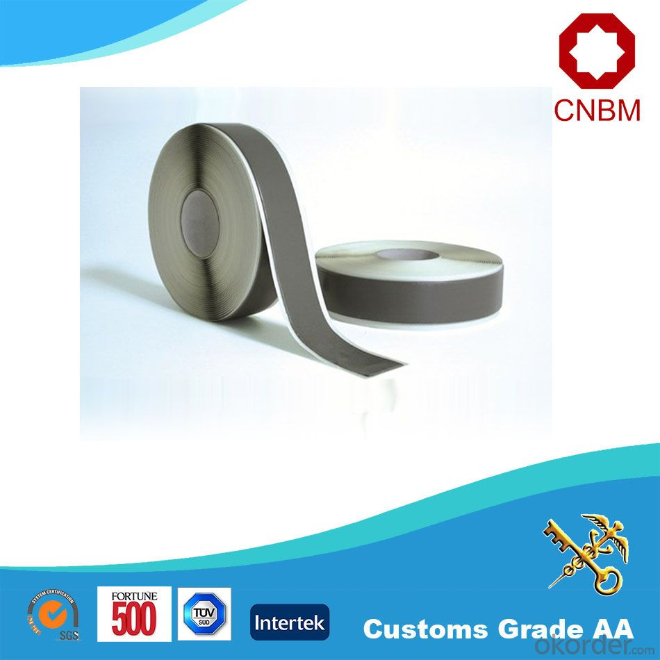 Adhesive Tape with Butyl Rubber Good Elasticity
