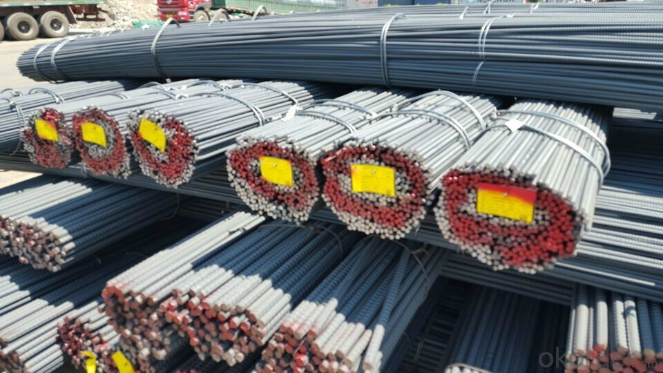 Reinforcing Deformed Steel Bars in Grade HRB400