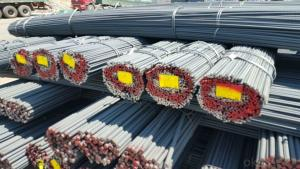 Reinforcing Deformed Steel Bars with Grade HRB400