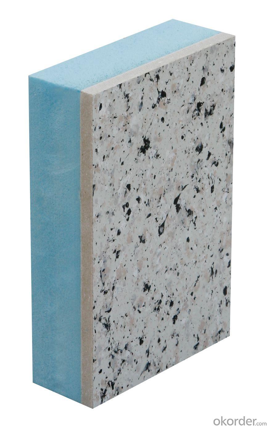 Exterior Wall Composite Decorative Board