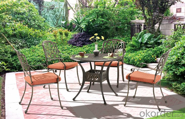Aluminium Garden Sets Model CMAX-T09(C010)
