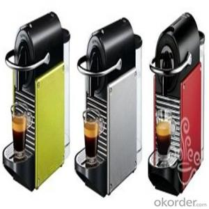 Coffee Machine GS/CE/SAA/CB Approval 230V/50Hz/1000W