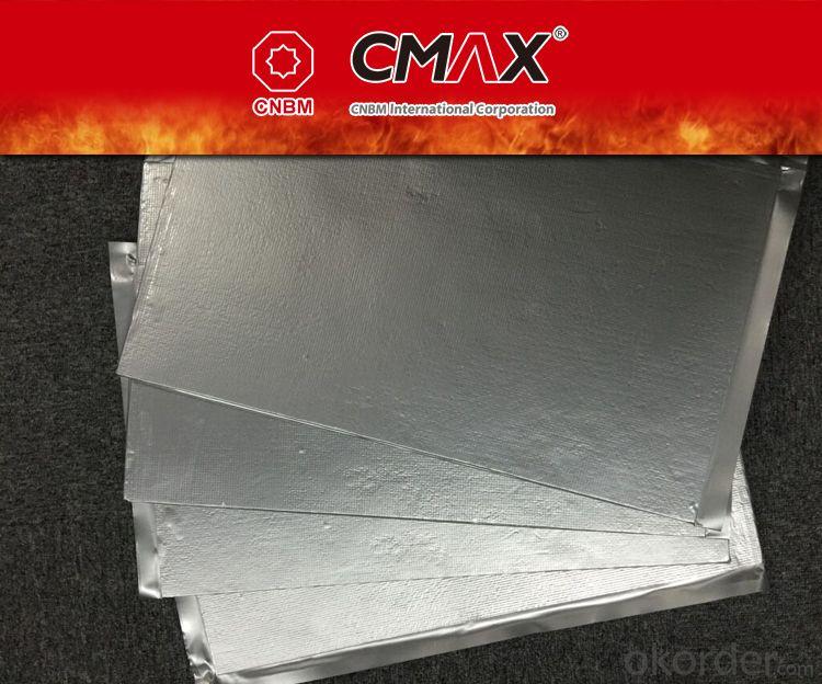 Nanometer Micropore Insulating Board for Glass