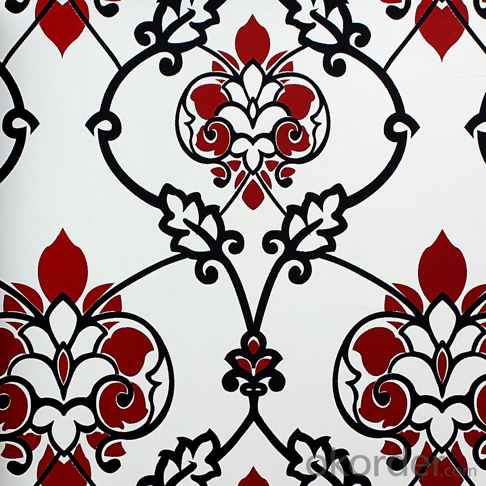 Glass Beads Wallpaper New Listed 3D Acrylic PVC Wallpaper