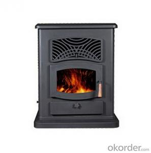 Wood Burning Stove Carbon steel High Temperature Resistant