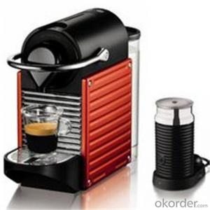 Coffee Machine GS/CE/Rohs/SAA/CB Approval 50Hz/1000W