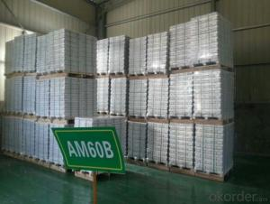 Magnesium Alloy Ingot hot sell Mg Alloy Ingots with high quality