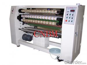 Tape Slitting Machine Effective Width 500mm-1600mm